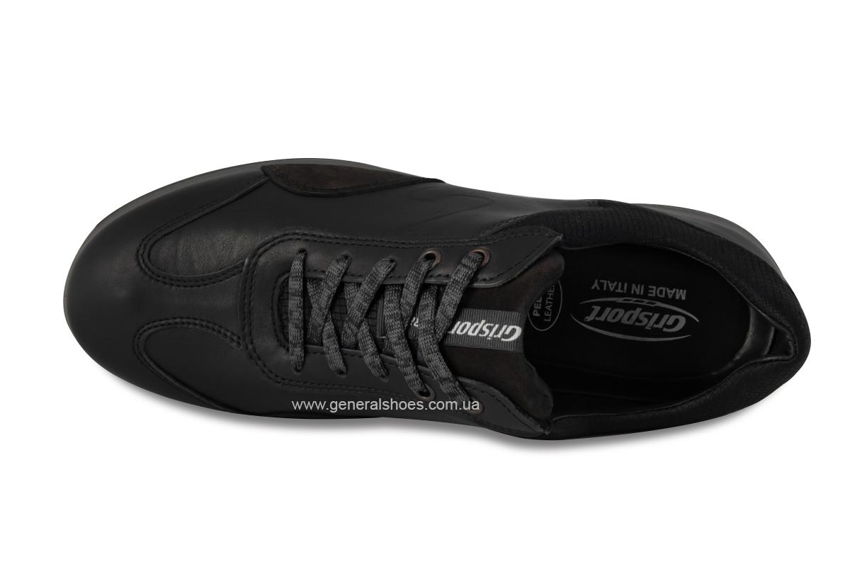 Кроссовки мужские кожаные Grisport 43313T2 Prime Италия фото 7