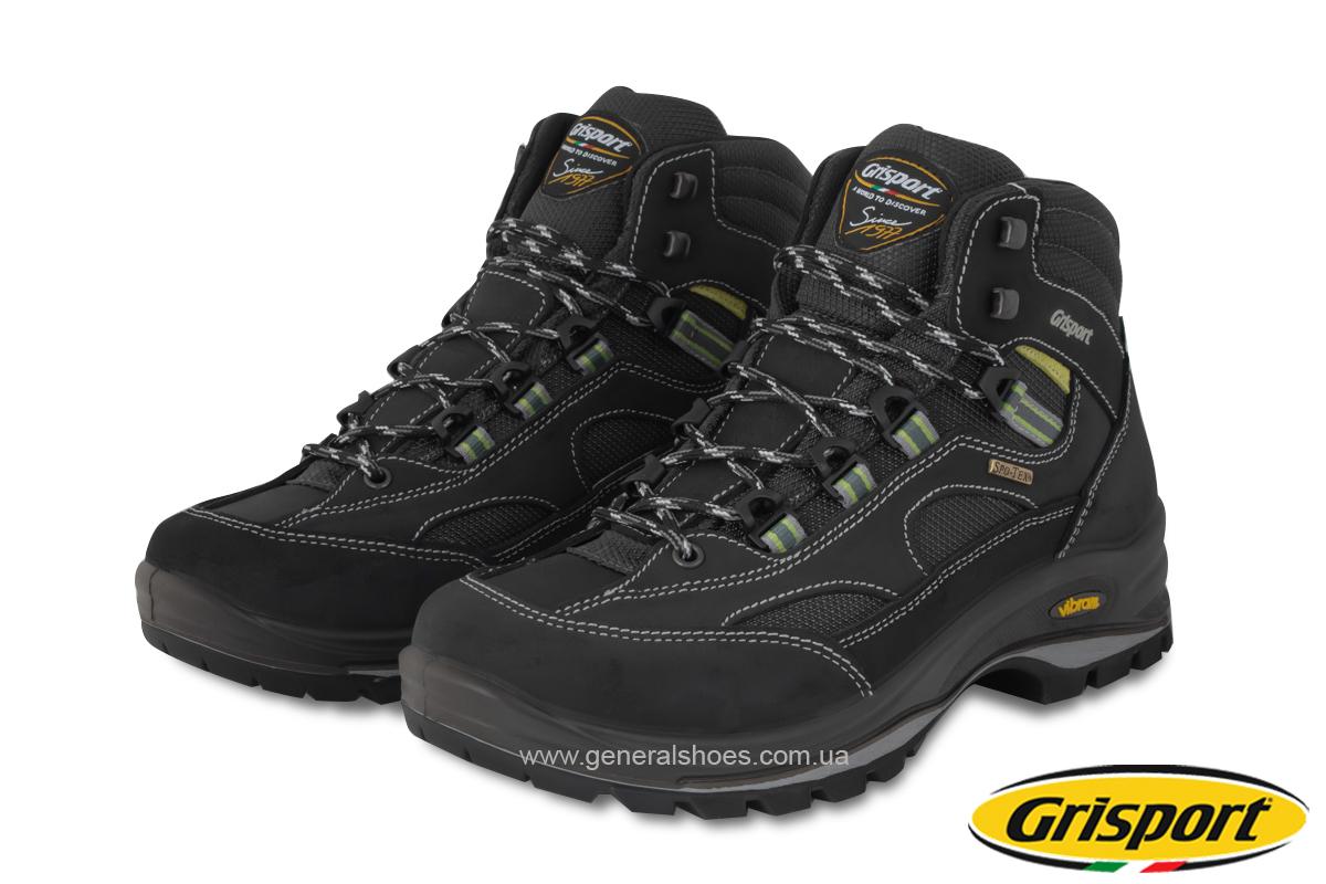 Мужские ботинки Grisport 12821A21tn Spo-Tex Vibram Италия фото 1
