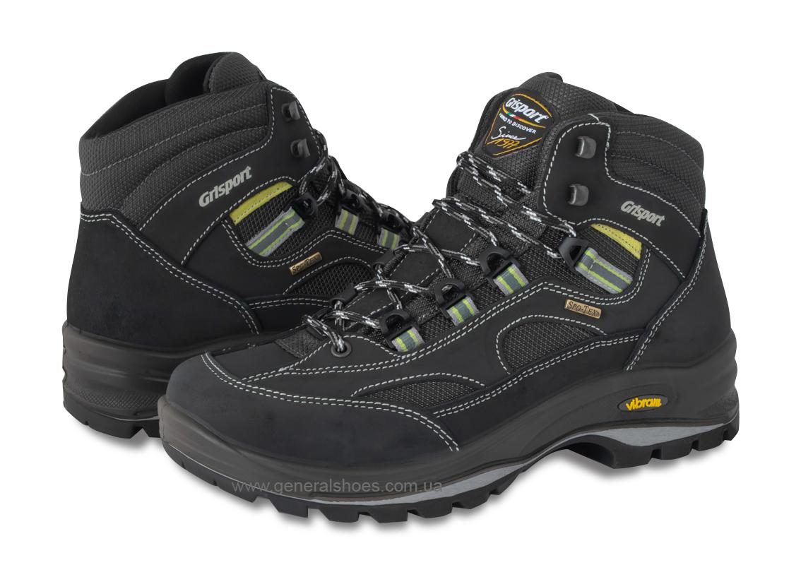 Мужские ботинки Grisport 12821A21tn Spo-Tex Vibram Италия фото 3