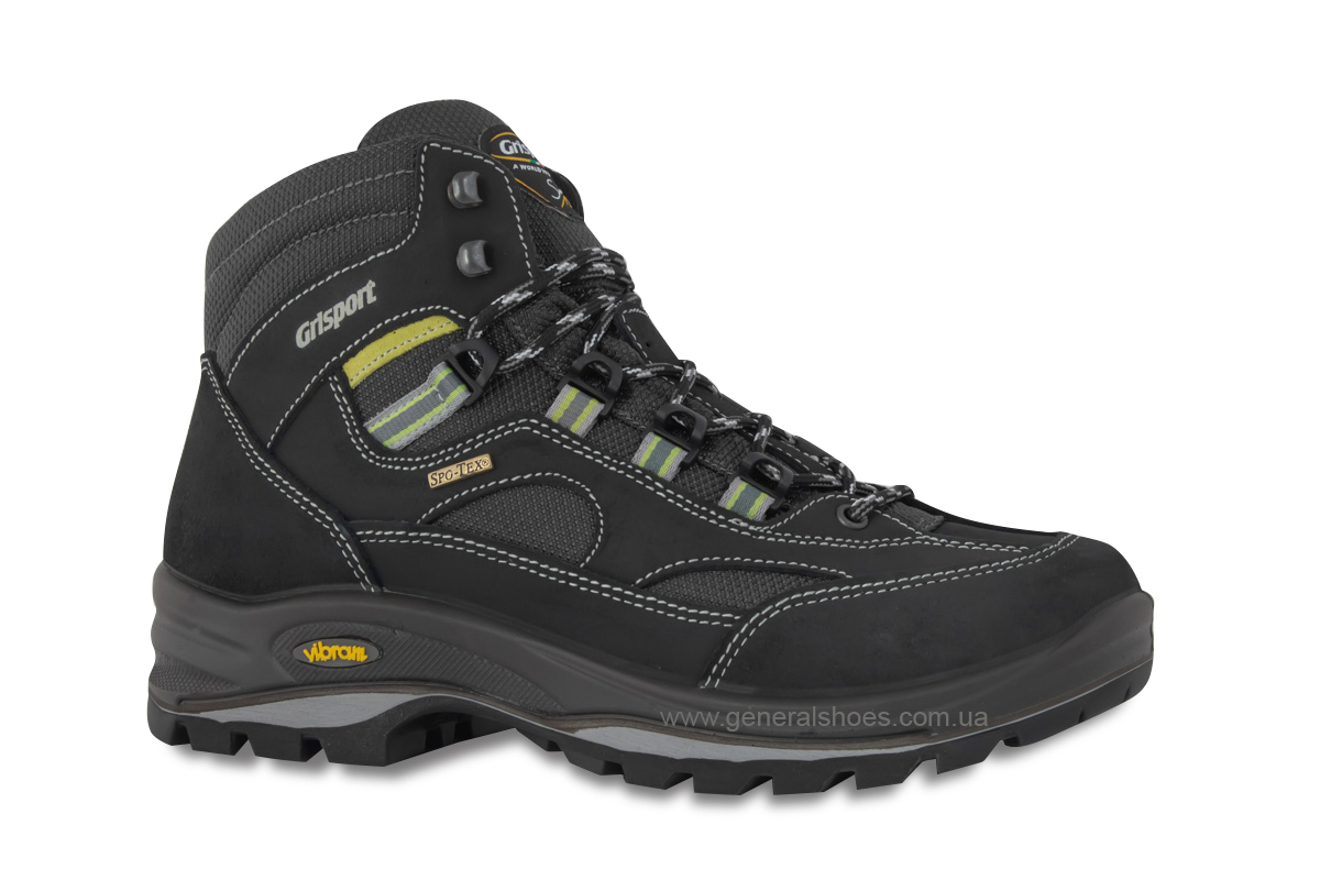 Мужские ботинки Grisport 12821A21tn Spo-Tex Vibram Италия фото 4