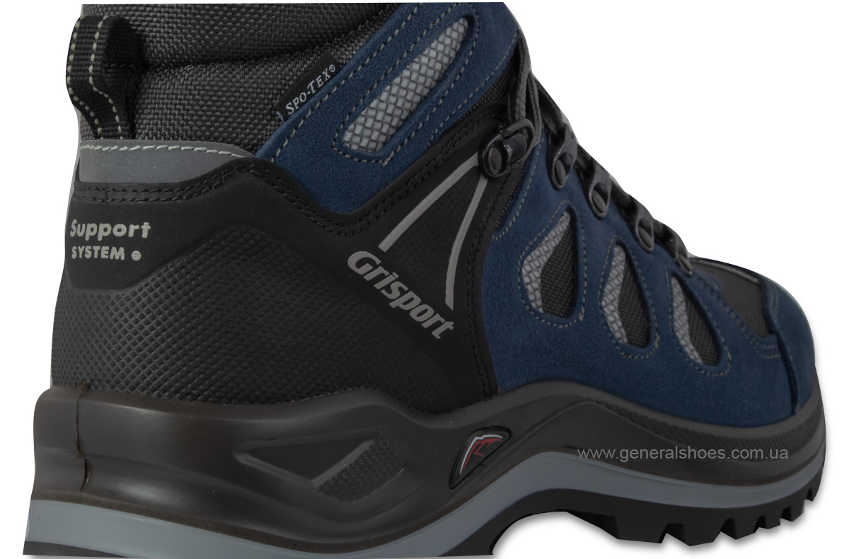 Мужские ботинки Grisport 13711S45tn Spo-Tex Support System Италия фото 10
