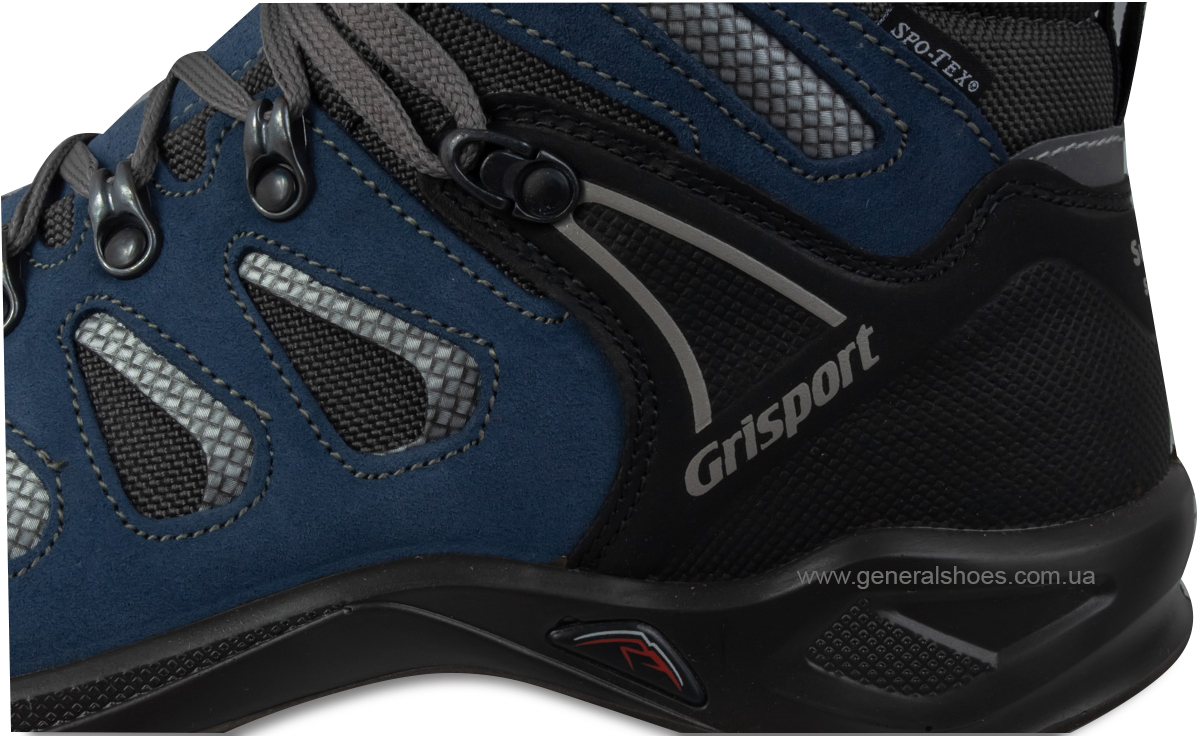 Мужские ботинки Grisport 13711S45tn Spo-Tex Support System Италия фото 12