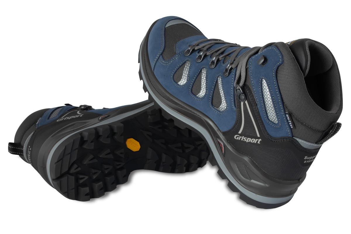 Мужские ботинки Grisport 13711S45tn Spo-Tex Support System Италия фото 3