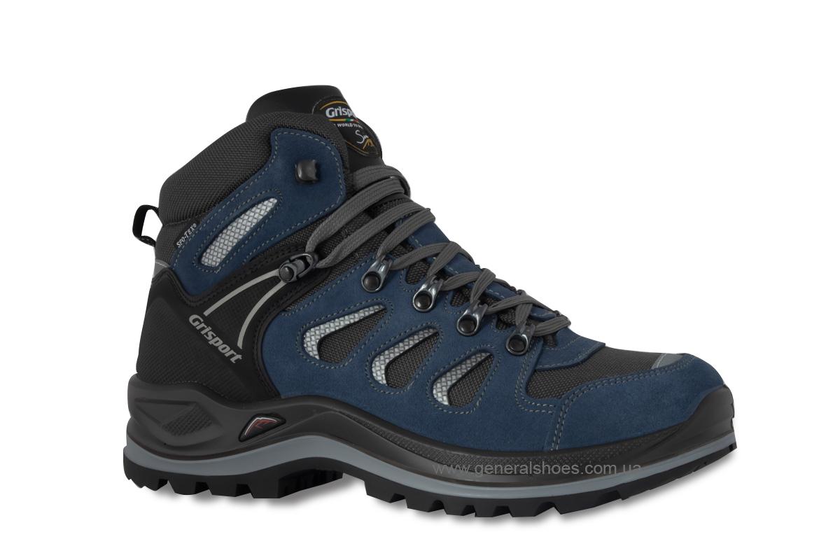 Мужские ботинки Grisport 13711S45tn Spo-Tex Support System Италия фото 4