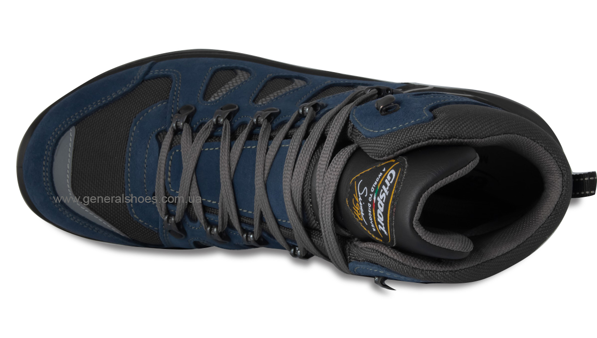 Мужские ботинки Grisport 13711S45tn Spo-Tex Support System Италия фото 9