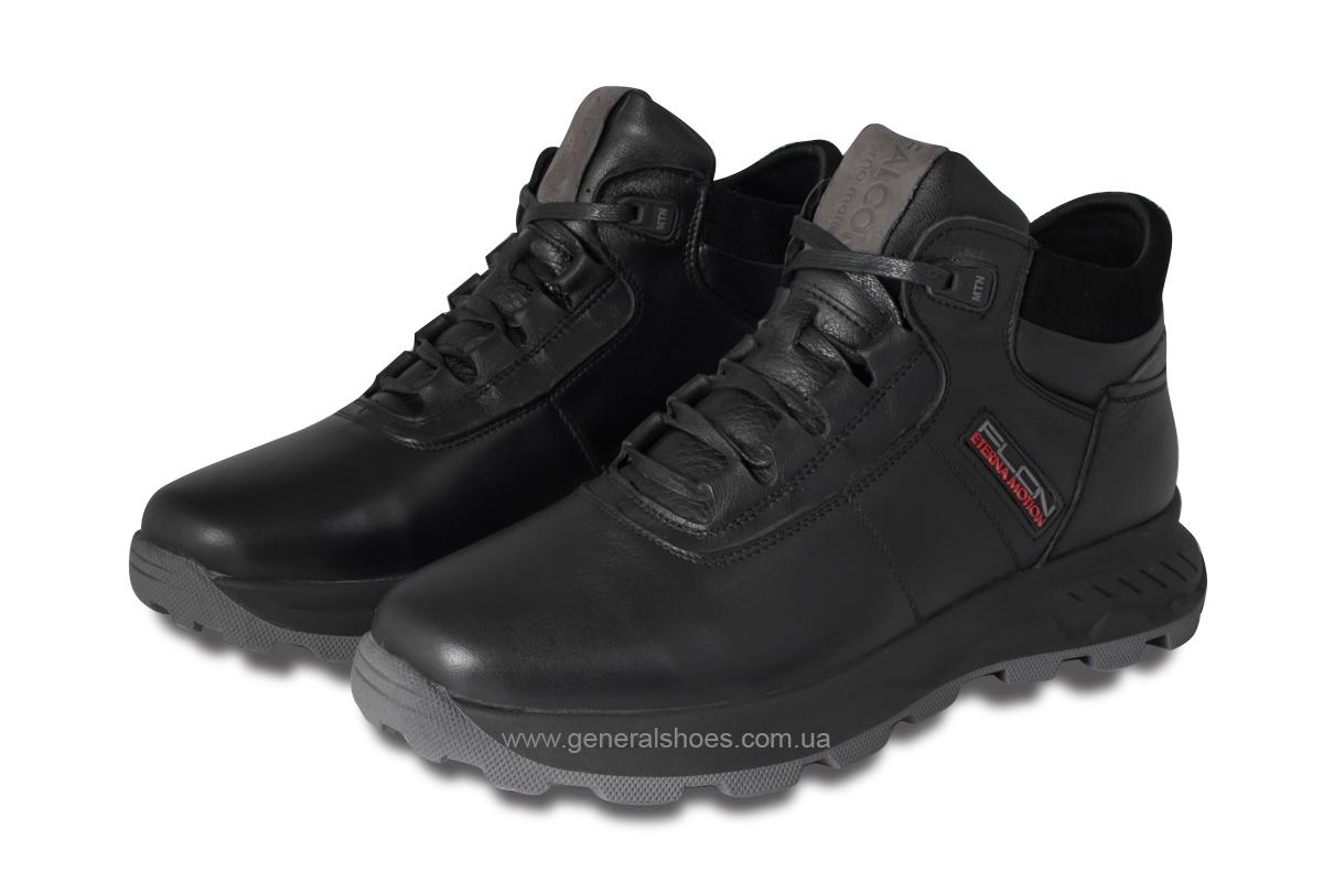 Мужские кожаные ботинки Falcon 1020 натуральный мех фото 1
