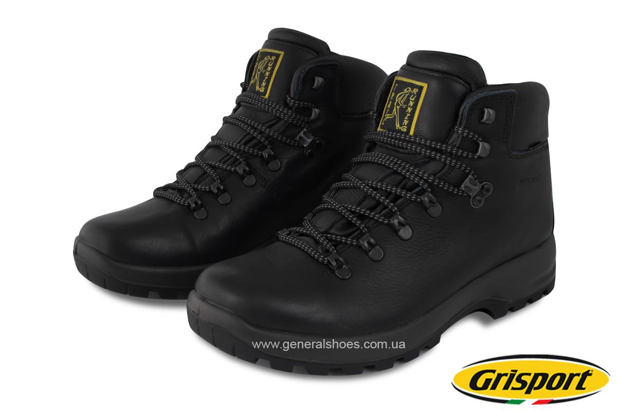 Мужские кожаные ботинки Grisport 10073o83tn Vibram Италия фото 1