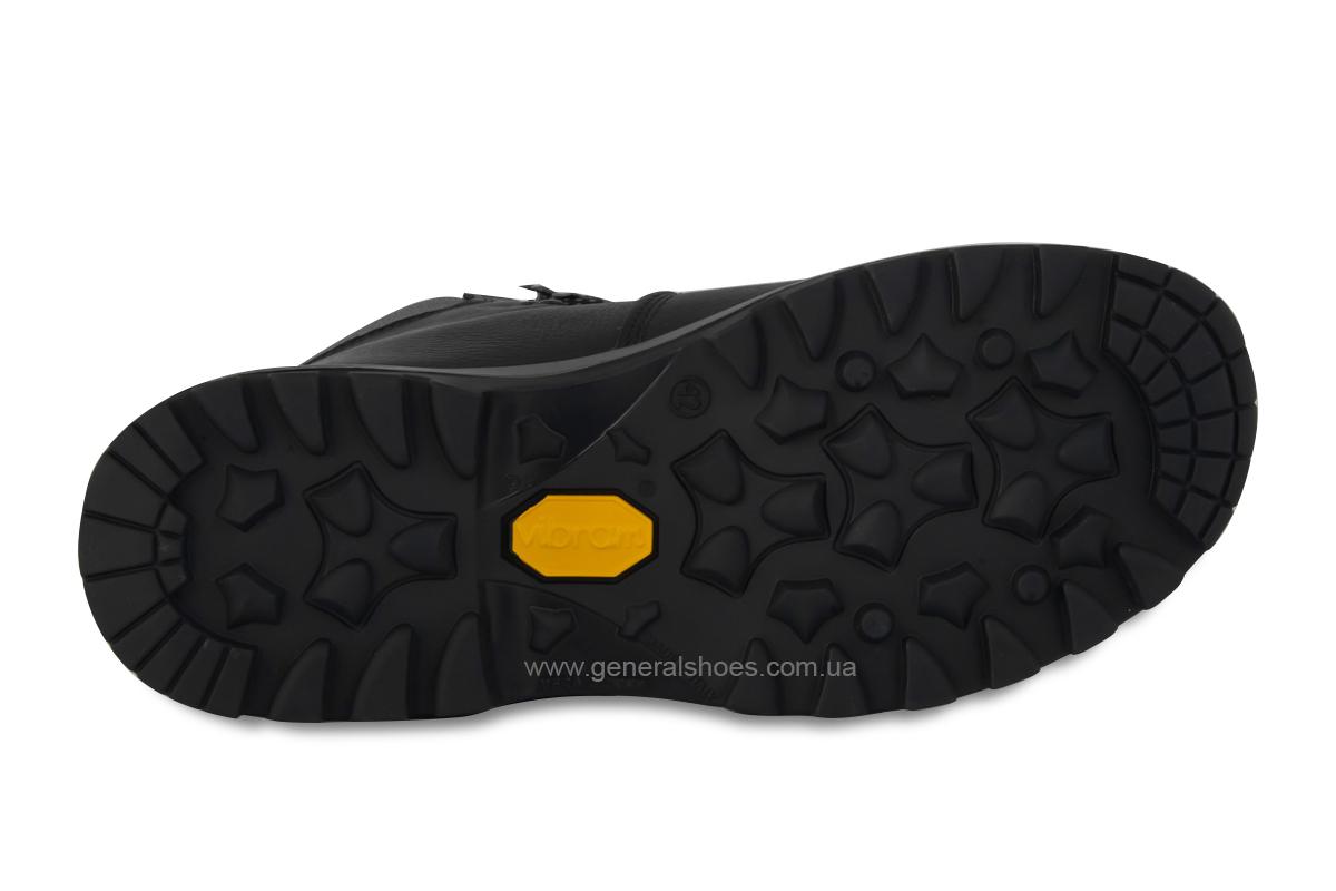 Мужские кожаные ботинки Grisport 10073o83tn Vibram Италия фото 10