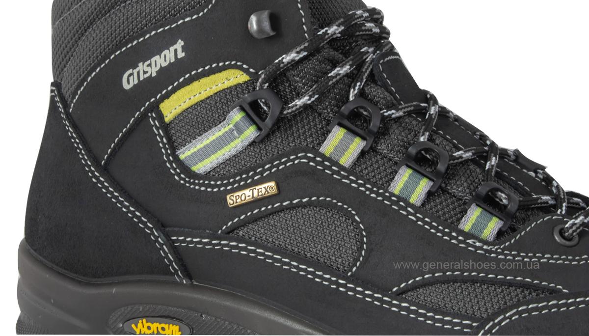 Мужские кожаные ботинки Grisport 10073o83tn Vibram Италия фото 11