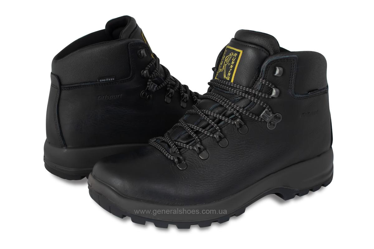 Мужские кожаные ботинки Grisport 10073o83tn Vibram Италия фото 2