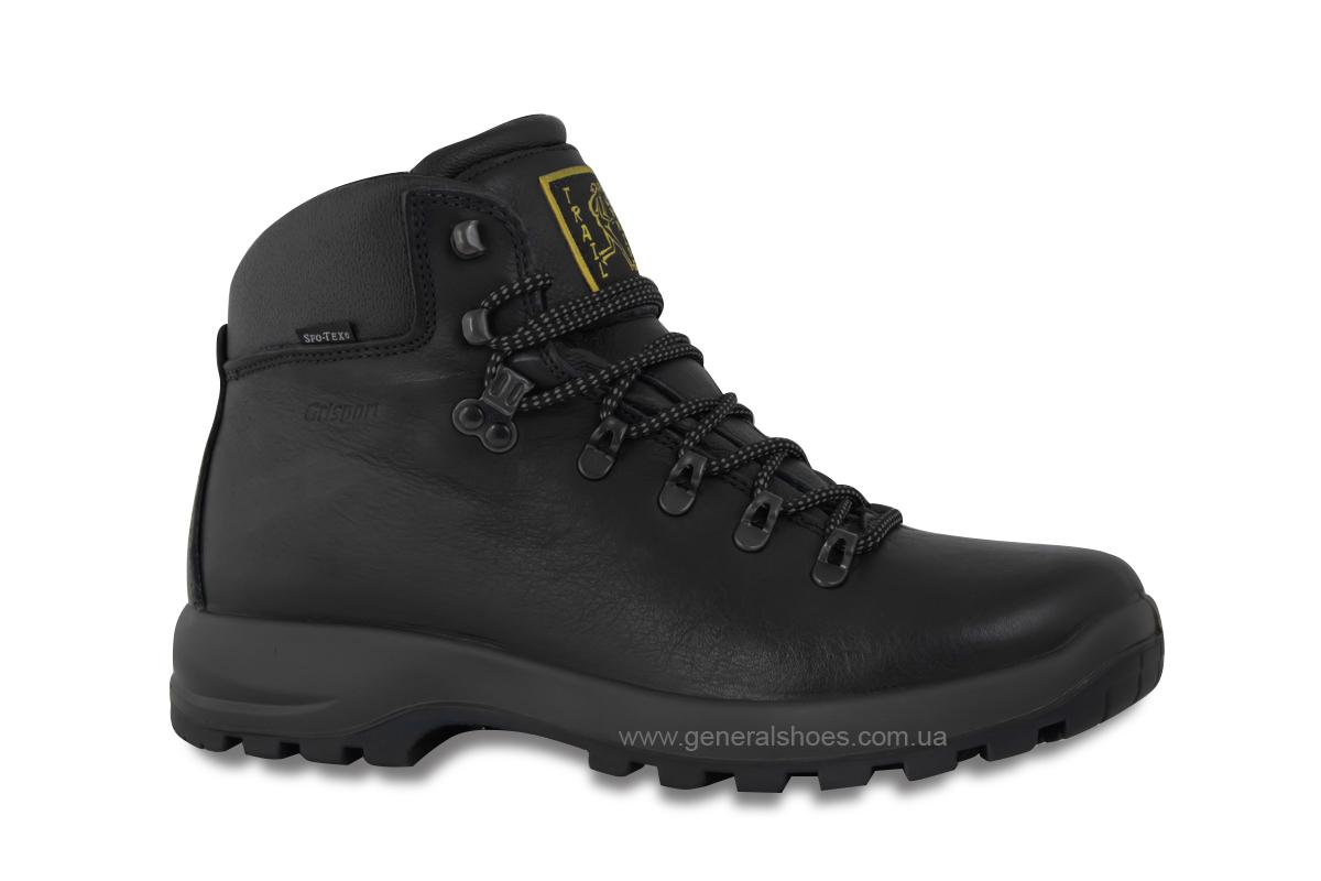 Мужские кожаные ботинки Grisport 10073o83tn Vibram Италия фото 4