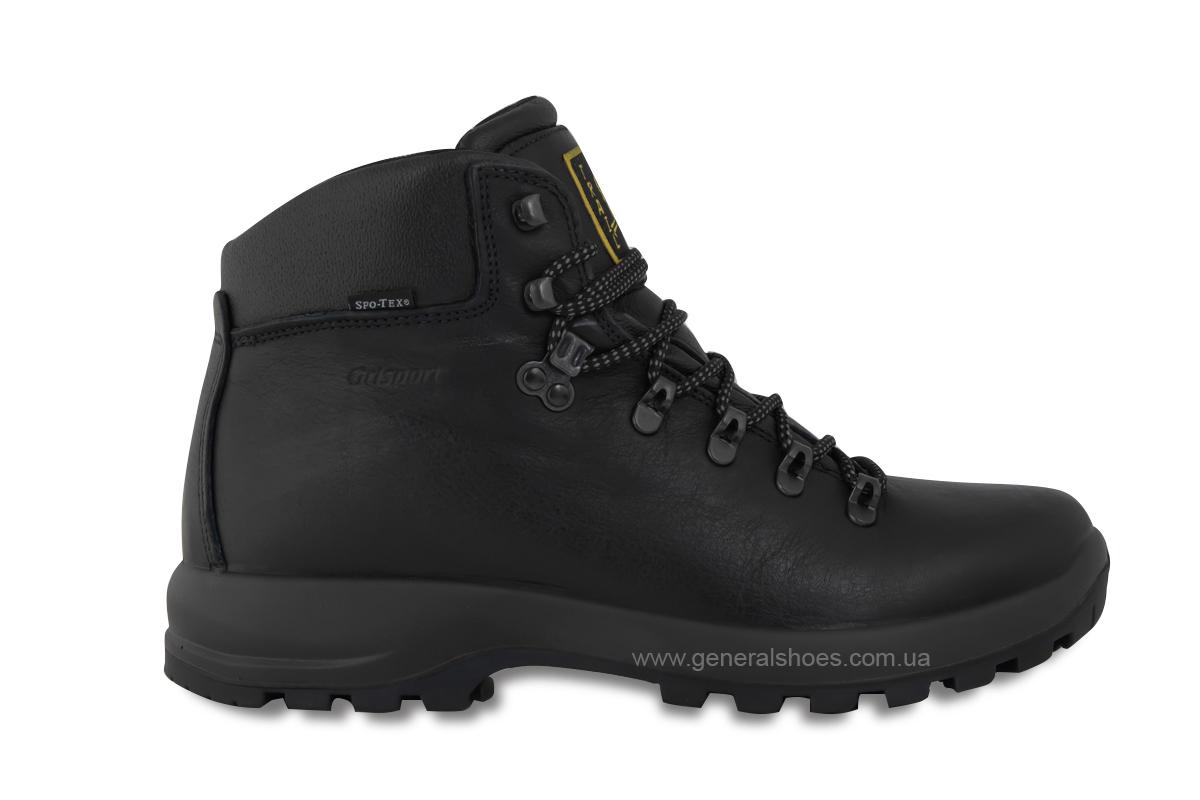 Мужские кожаные ботинки Grisport 10073o83tn Vibram Италия фото 5