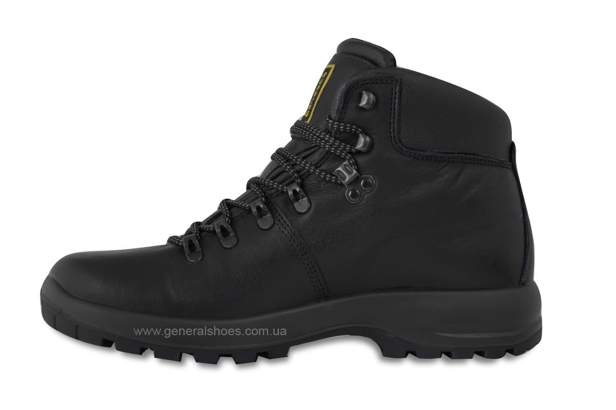 Мужские кожаные ботинки Grisport 10073o83tn Vibram Италия фото 8