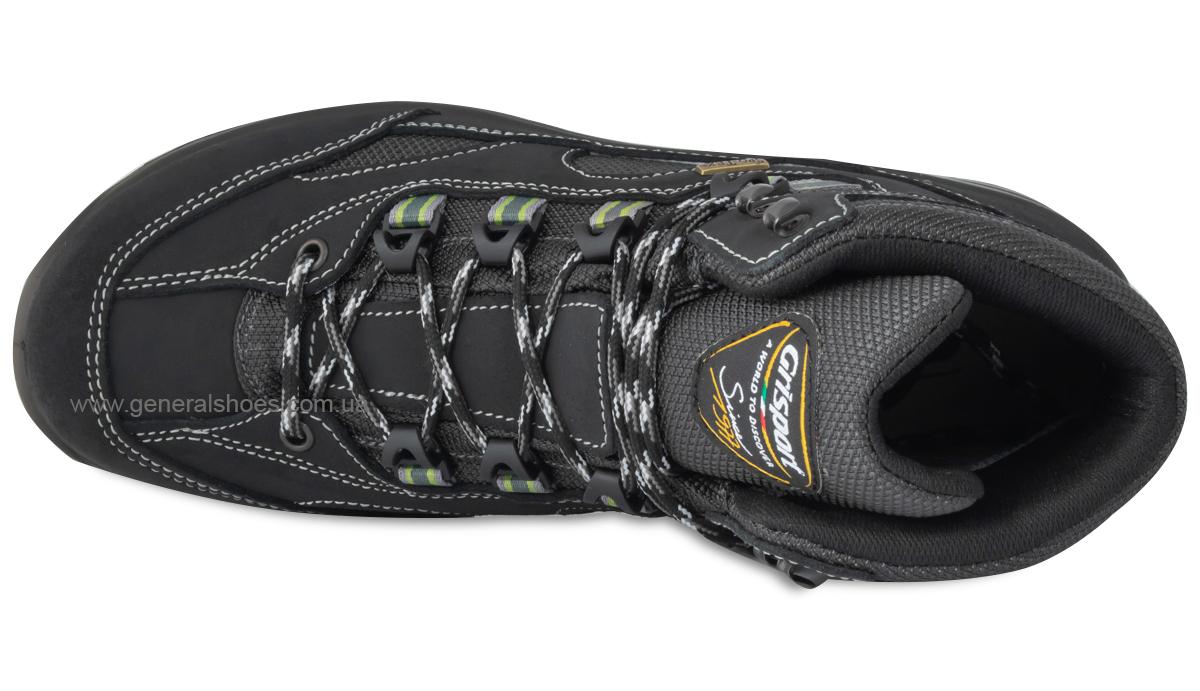 Мужские кожаные ботинки Grisport 10073o83tn Vibram Италия фото 9