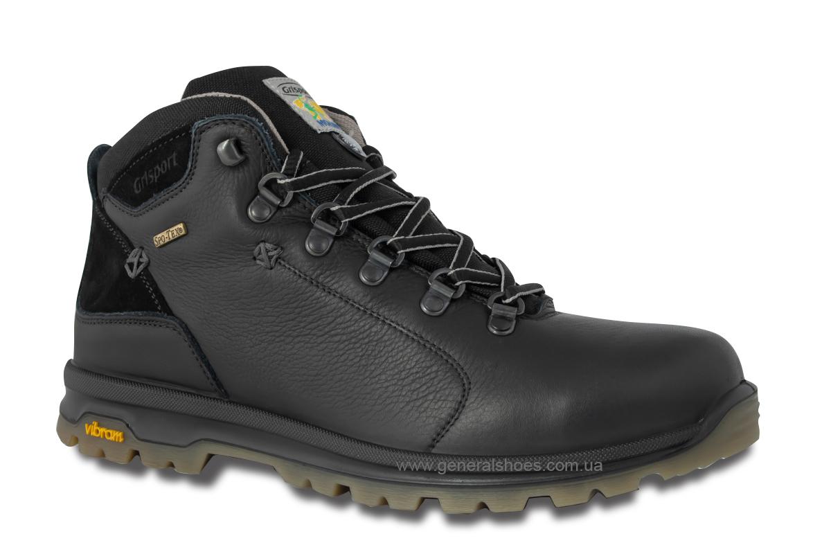 Мужские кожаные ботинки Grisport 12957o47WT Mohawk WinTherm Италия фото 3