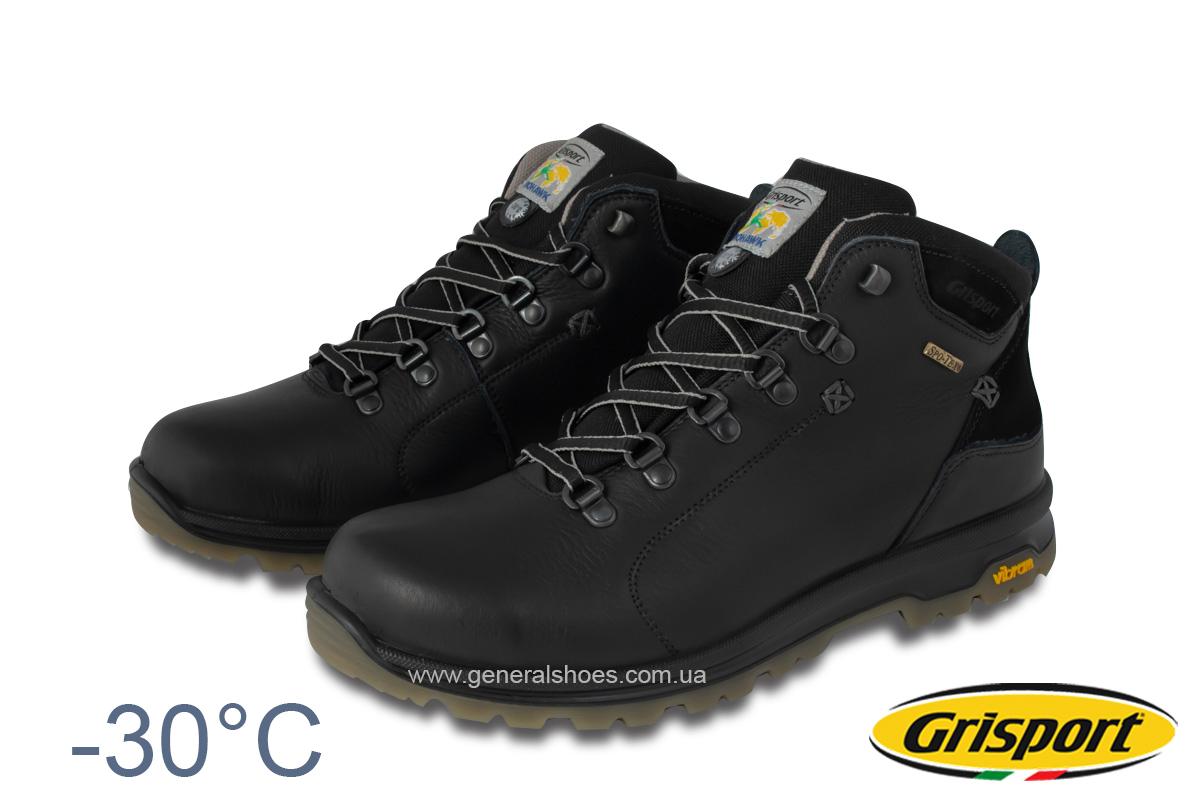 Мужские кожаные ботинки Grisport 12957o47WT Mohawk WinTherm Италия -30°C фото 1