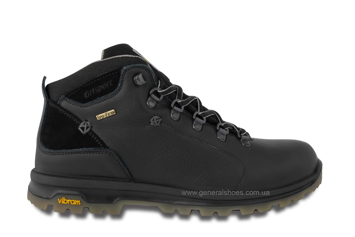 Мужские кожаные ботинки Grisport 12957o47WT Mohawk WinTherm Италия фото 4