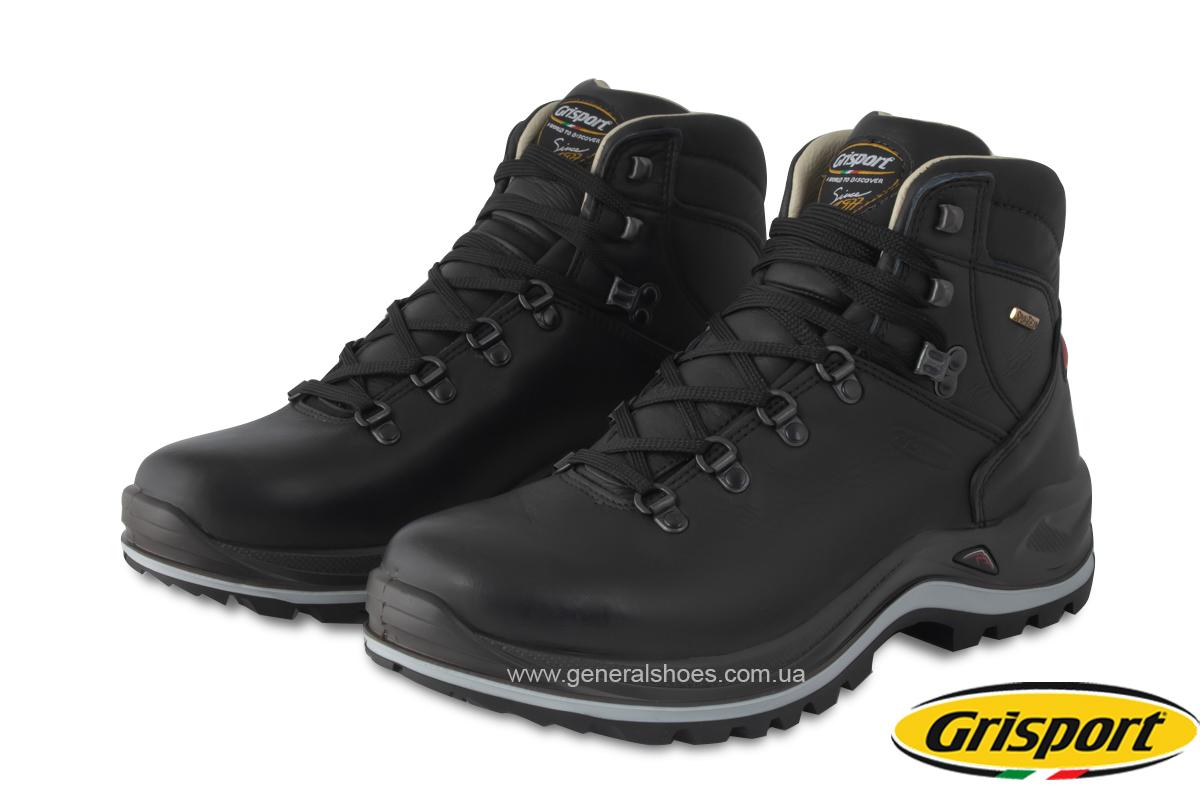 Мужские кожаные ботинки Grisport 13701o39tn Spo-Tex Vibram Италия фото 1