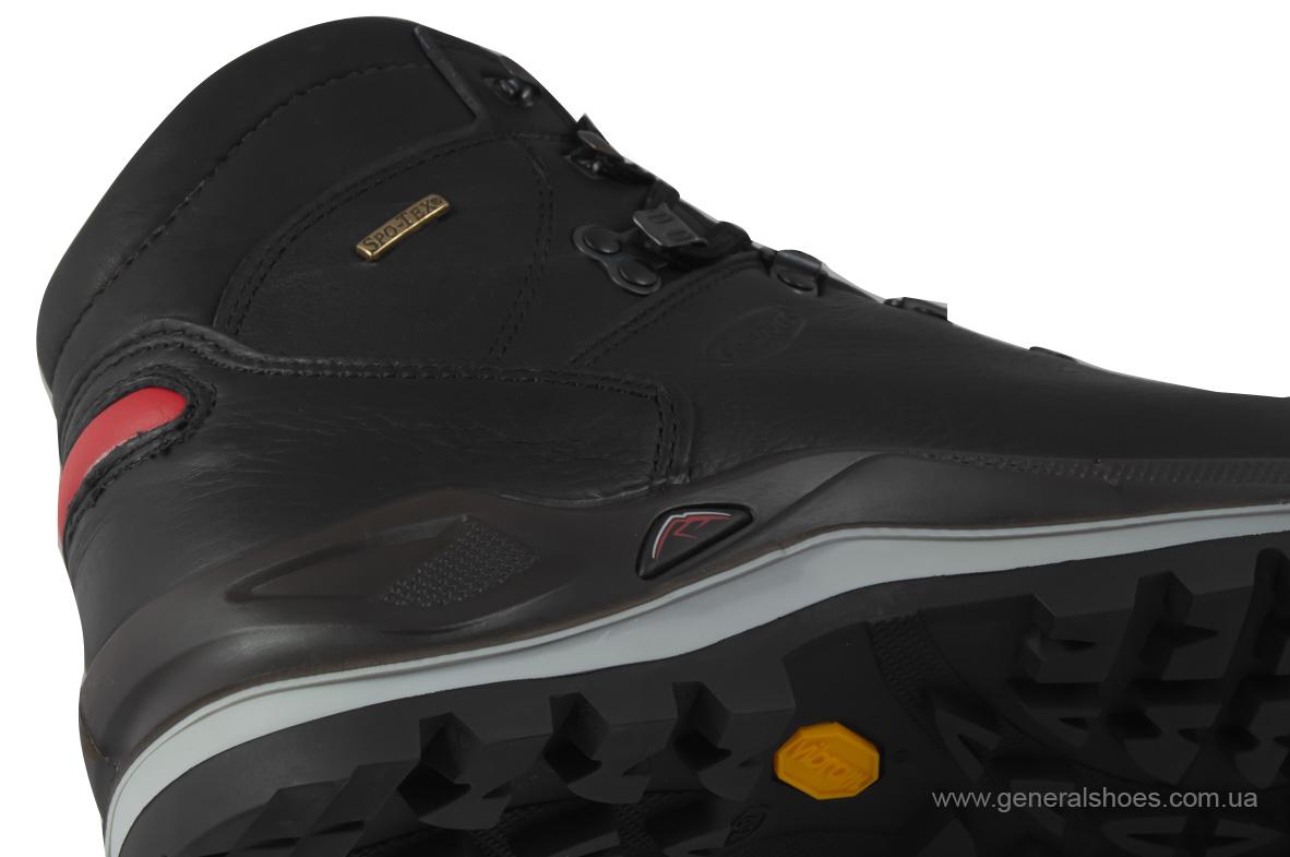 Мужские кожаные ботинки Grisport 13701o39tn Spo-Tex Vibram Италия фото 11