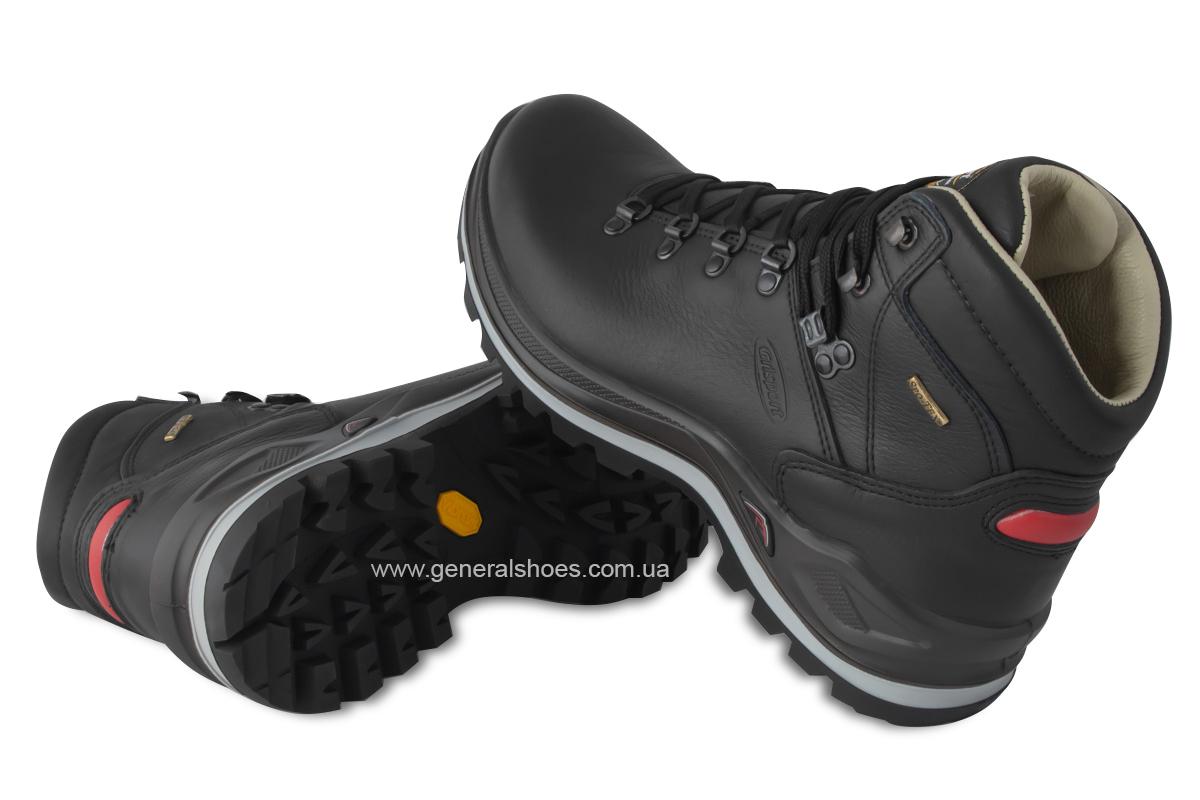 Мужские кожаные ботинки Grisport 13701o39tn Spo-Tex Vibram Италия фото 2