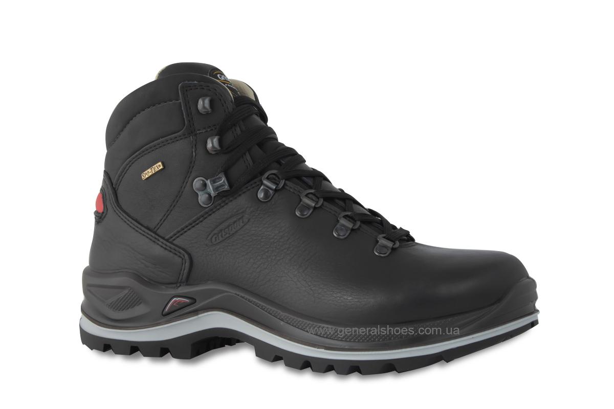 Мужские кожаные ботинки Grisport 13701o39tn Spo-Tex Vibram Италия фото 4