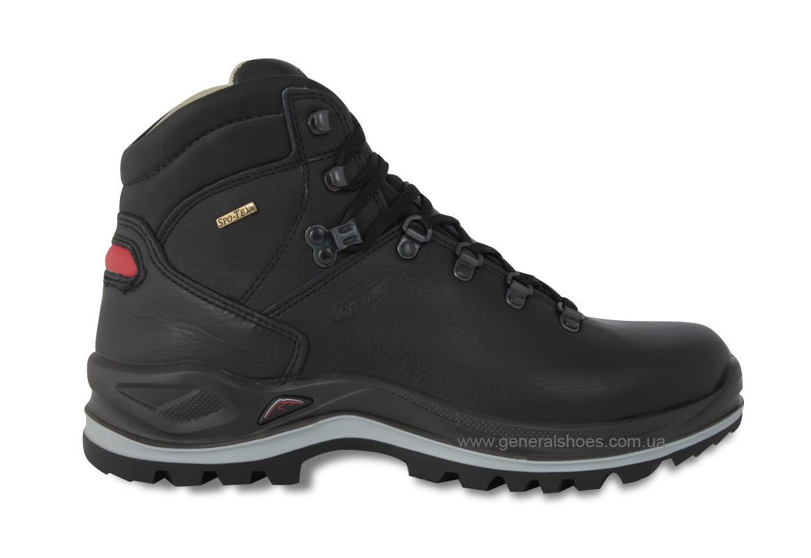 Мужские кожаные ботинки Grisport 13701o39tn Spo-Tex Vibram Италия фото 5