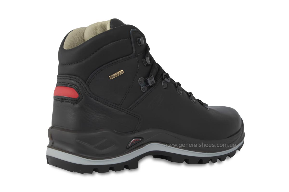 Мужские кожаные ботинки Grisport 13701o39tn Spo-Tex Vibram Италия фото 6