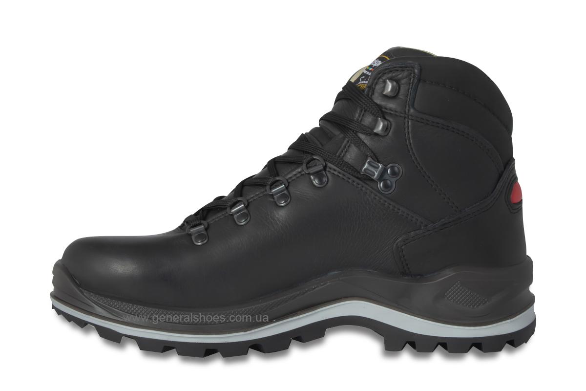Мужские кожаные ботинки Grisport 13701o39tn Spo-Tex Vibram Италия фото 8