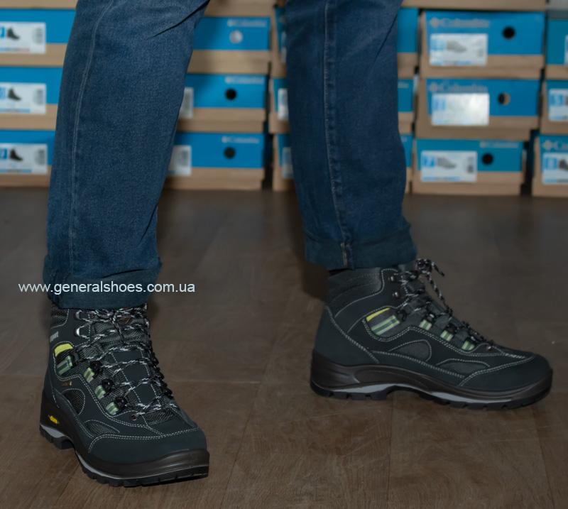 Мужские кожаные ботинки Grisport 12821A21tn Vibram Италия