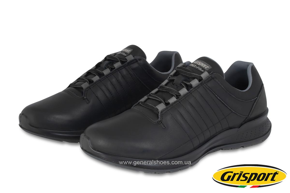 Мужские кожаные кроссовки Grisport 42811A50 Ergo-Flex ANTISTATICA Италия фото 1