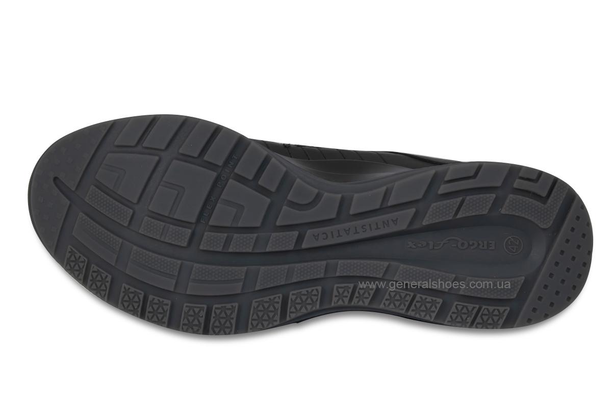 Мужские кожаные кроссовки Grisport 42811A50 Ergo-Flex ANTISTATICA Италия фото 10
