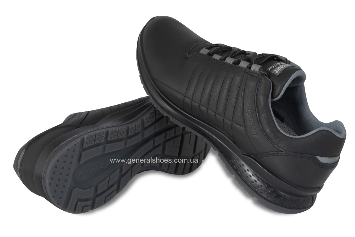 Мужские кожаные кроссовки Grisport 42811A50 Ergo-Flex ANTISTATICA Италия фото 2