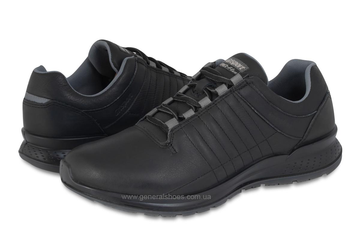 Мужские кожаные кроссовки Grisport 42811A50 Ergo-Flex ANTISTATICA Италия фото 3