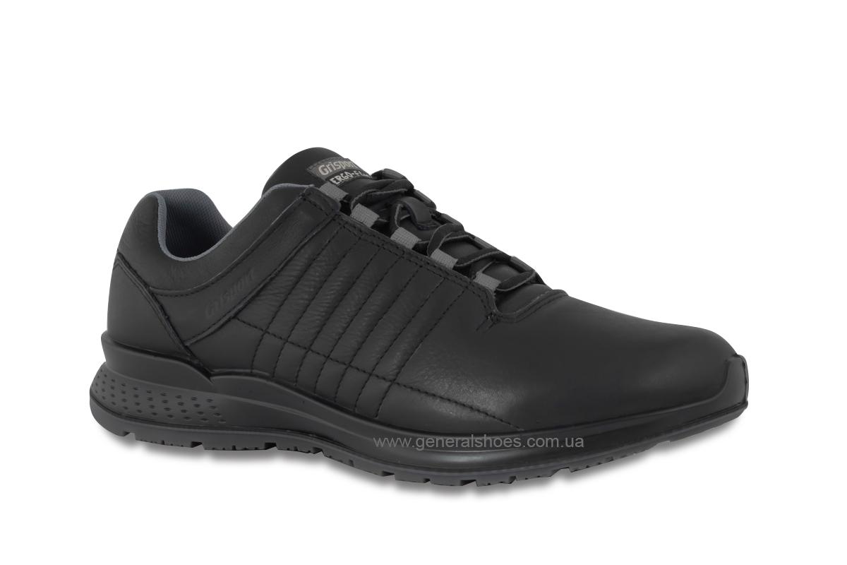 Мужские кожаные кроссовки Grisport 42811A50 Ergo-Flex ANTISTATICA Италия фото 4