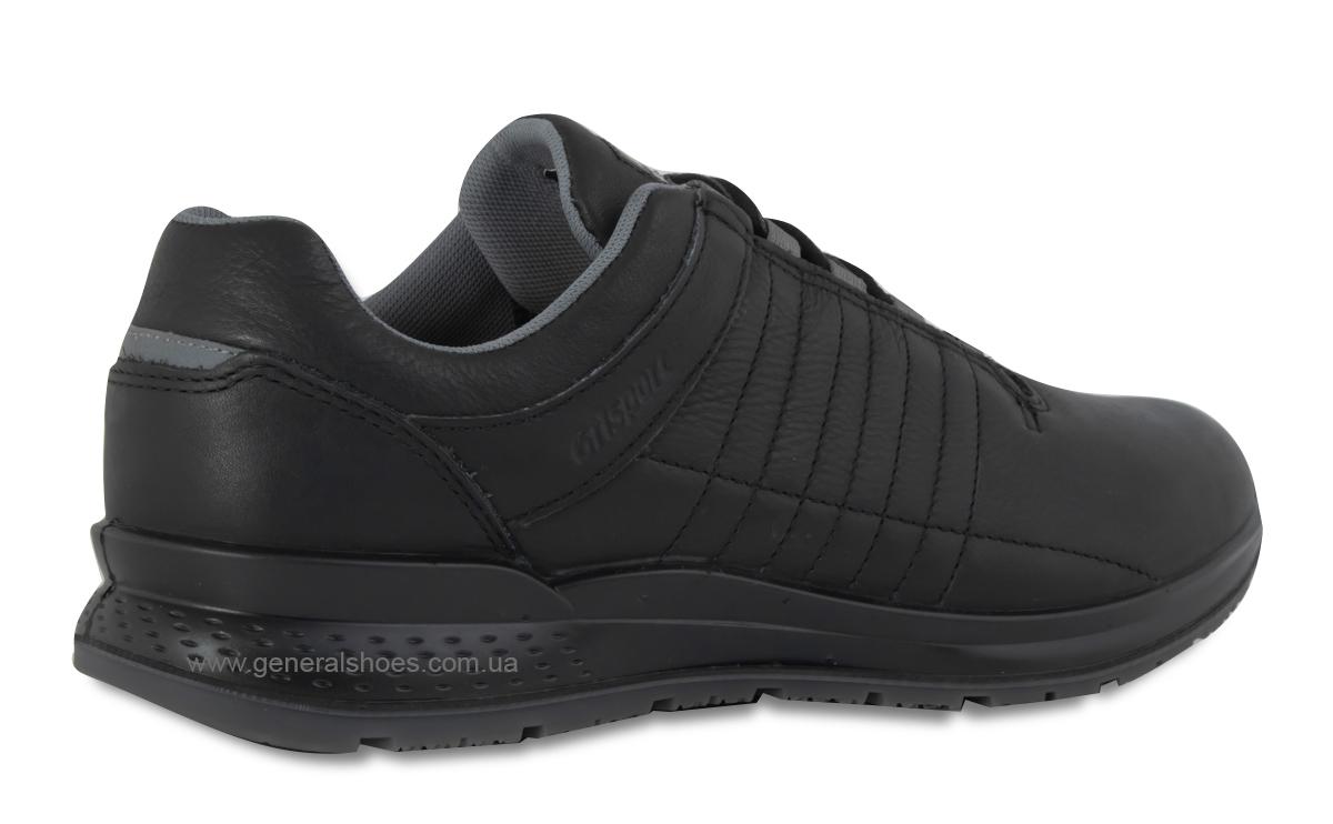 Мужские кожаные кроссовки Grisport 42811A50 Ergo-Flex ANTISTATICA Италия фото 6