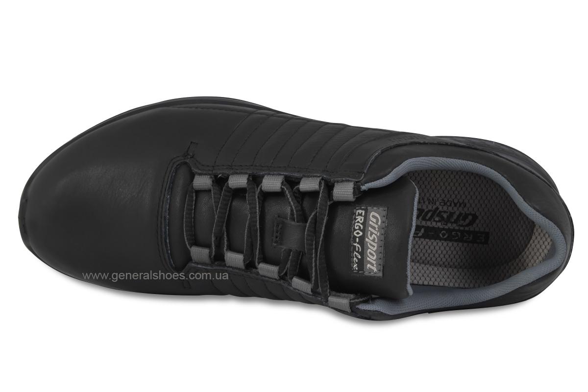 Мужские кожаные кроссовки Grisport 42811A50 Ergo-Flex ANTISTATICA Италия фото 9