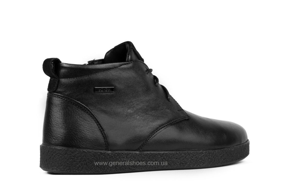 Мужские зимние ботинки Koss кожаные фото 2