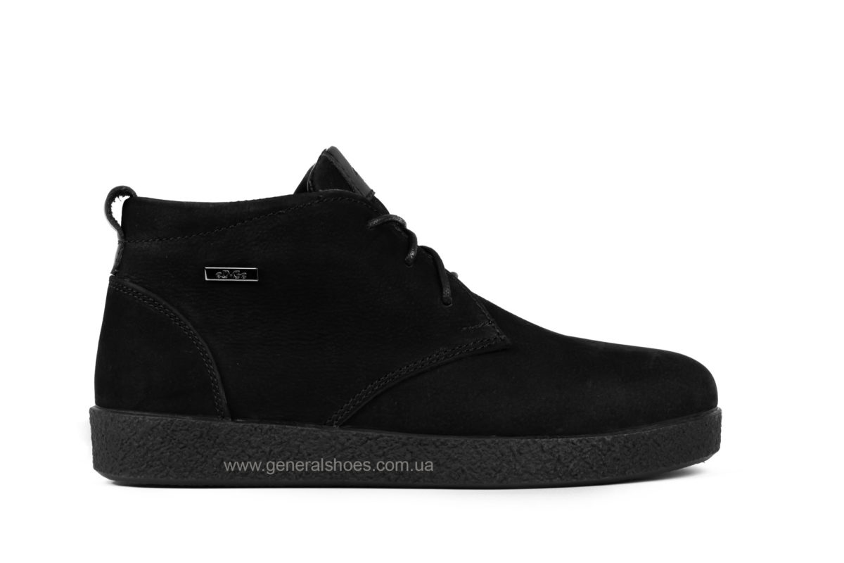 Мужские зимние ботинки Koss нубук фото 1