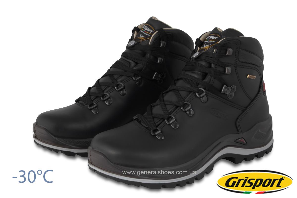 Мужские зимние кожаные ботинки Grisport 12833D10WT WinTherm Италия фото 1