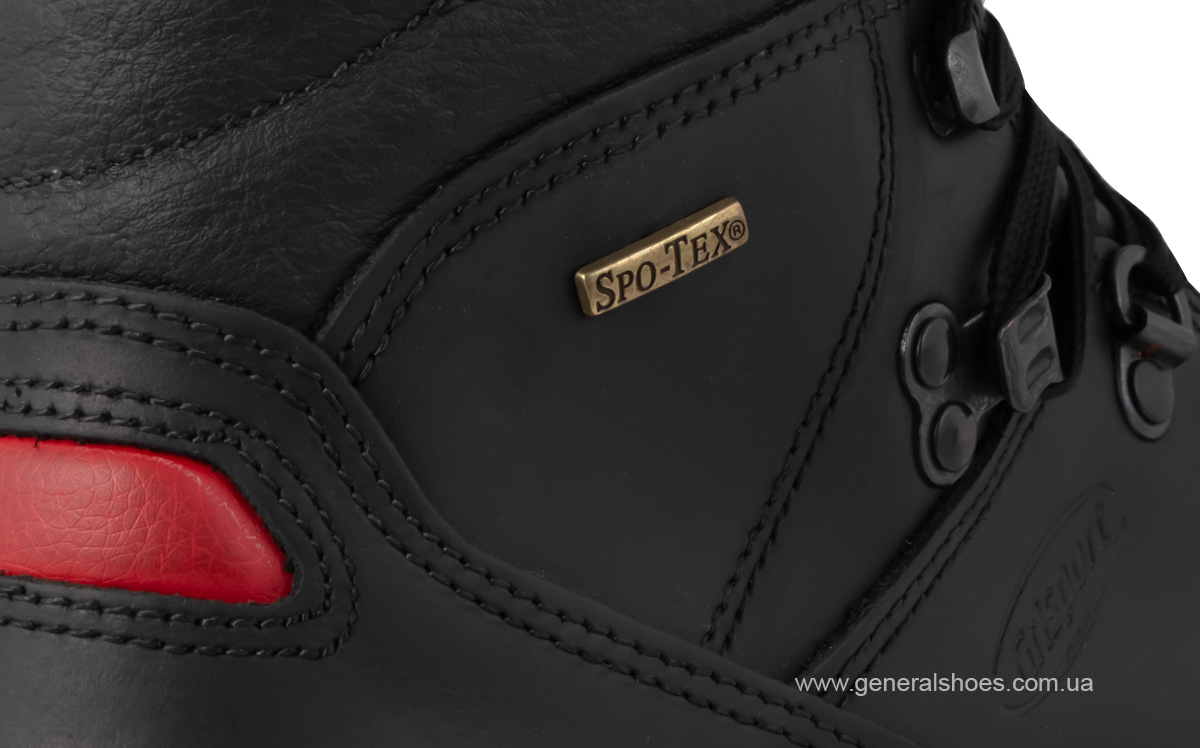 Мужские зимние кожаные ботинки Grisport 12833D10WT WinTherm Италия фото 7