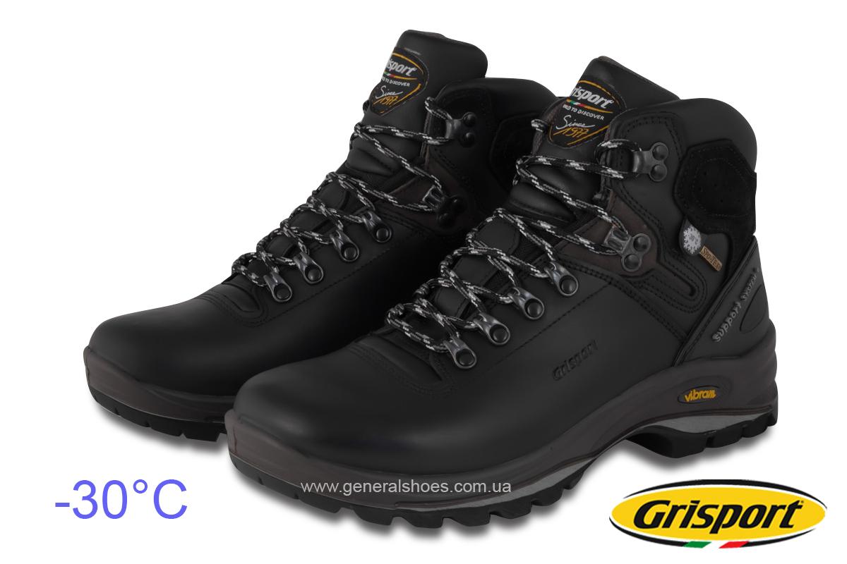 Мужские зимние кожаные ботинки Grisport 13701D14WT WinTherm Италия фото 1