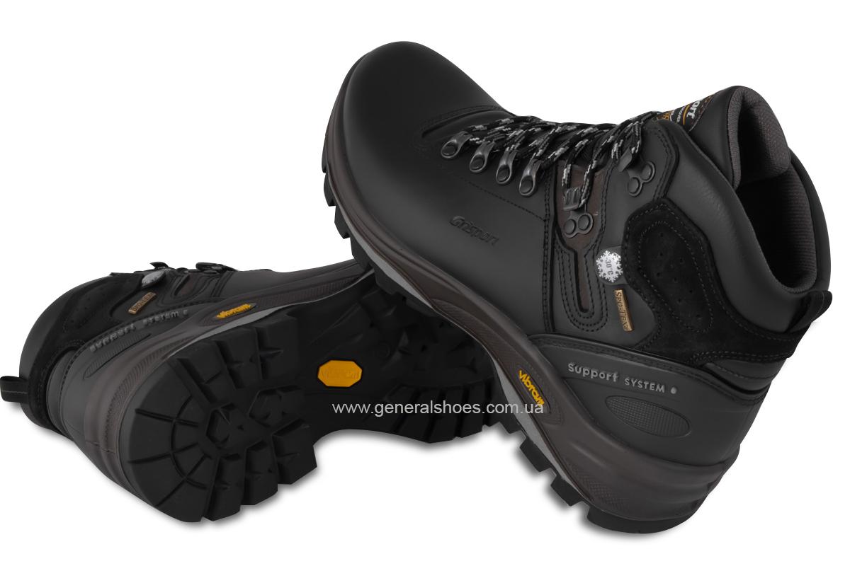 Мужские зимние кожаные ботинки Grisport 13701D14WT WinTherm Италия фото 2
