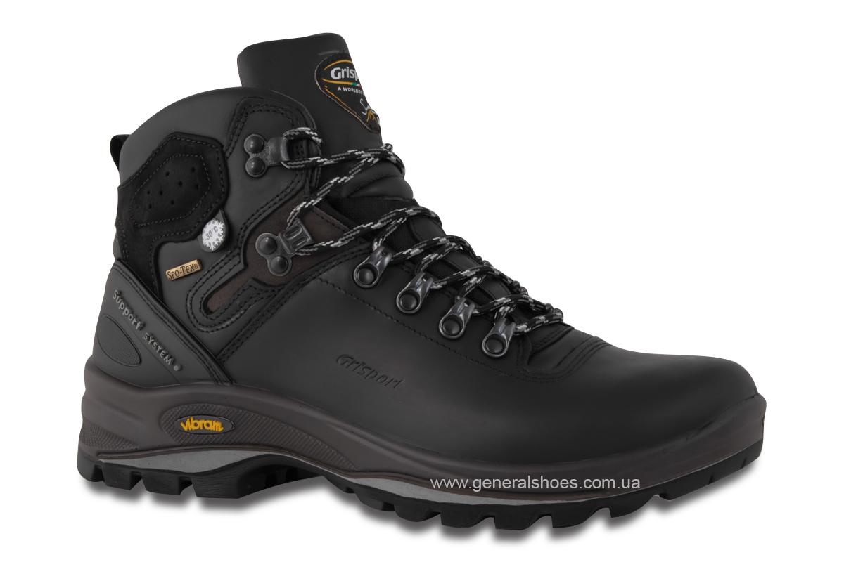 Мужские зимние кожаные ботинки Grisport 13701D14WT WinTherm Италия фото 3