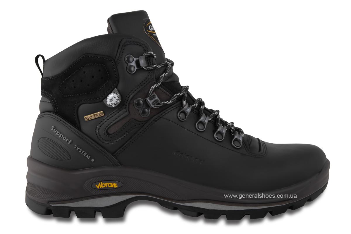 Мужские зимние кожаные ботинки Grisport 13701D14WT WinTherm Италия фото 4