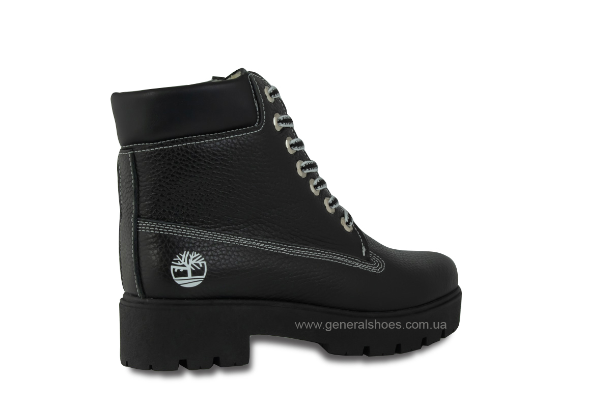 Зимние женские ботинки черные GL 07 фото 5