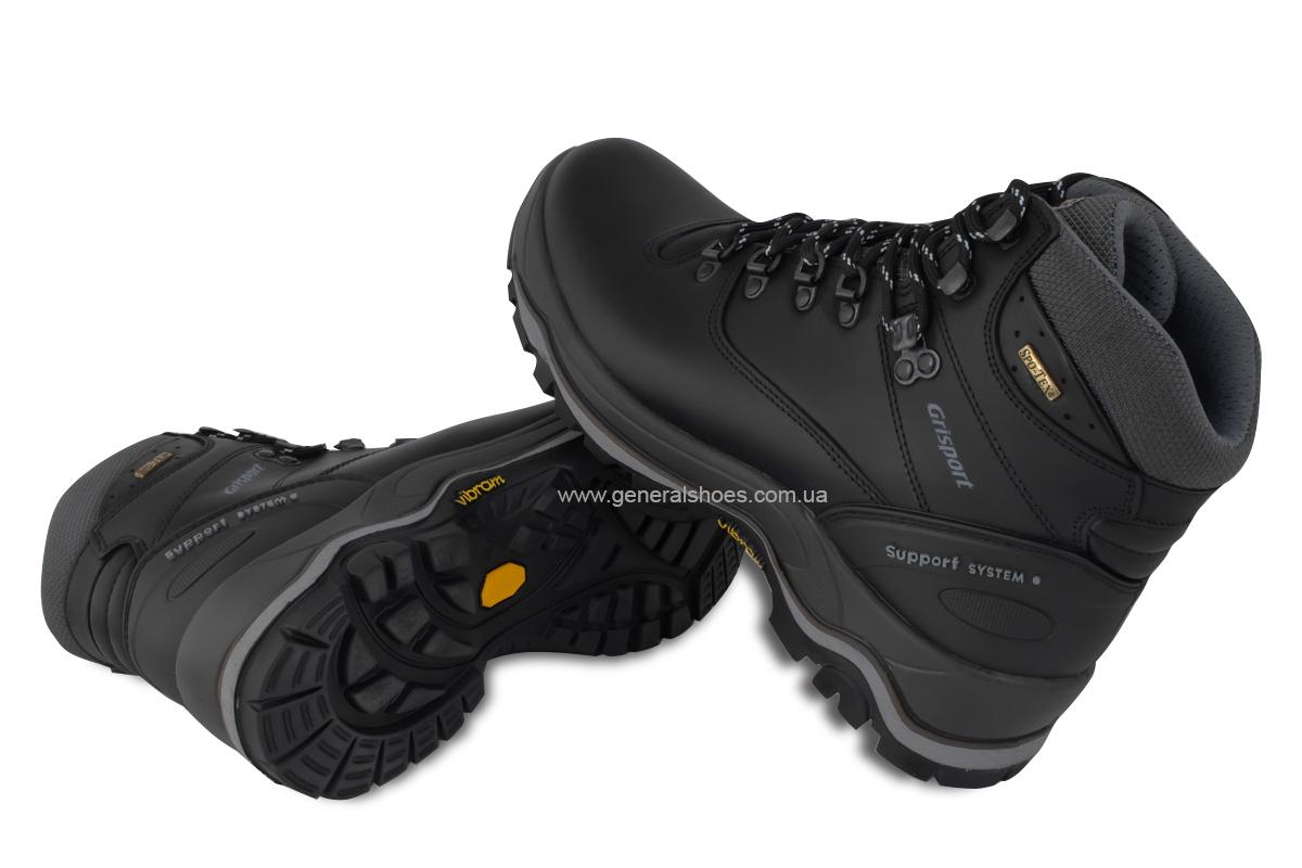 Мужские кожаные ботинки Grisport 11205D144n Vibram Италия фото 2