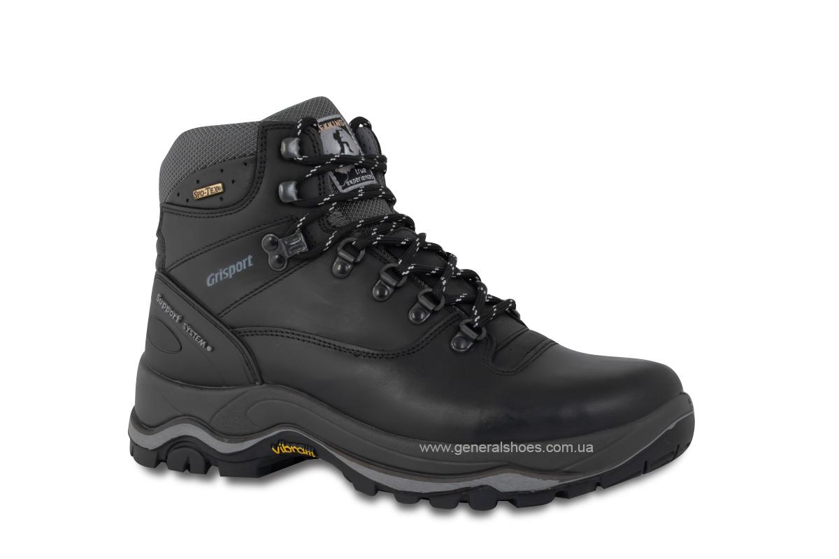 Мужские кожаные ботинки Grisport 11205D144n Vibram Италия фото 3