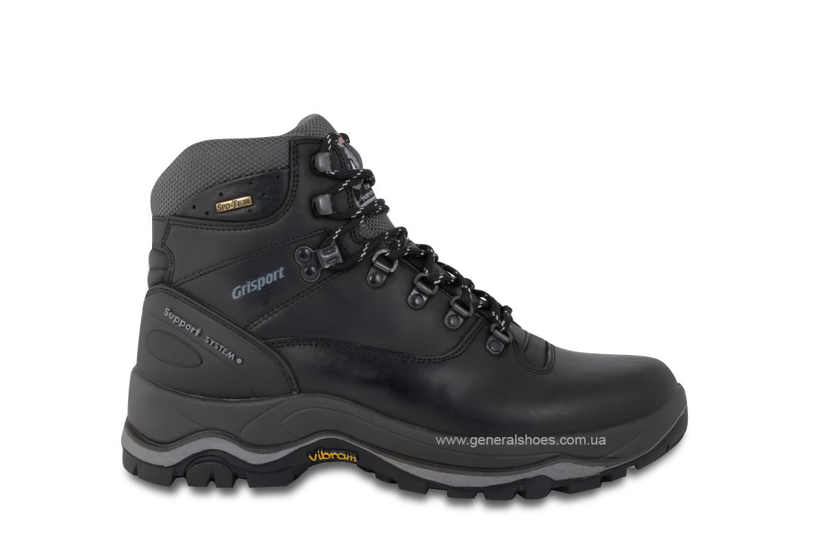 Мужские кожаные ботинки Grisport 11205D144n Vibram Италия фото 4