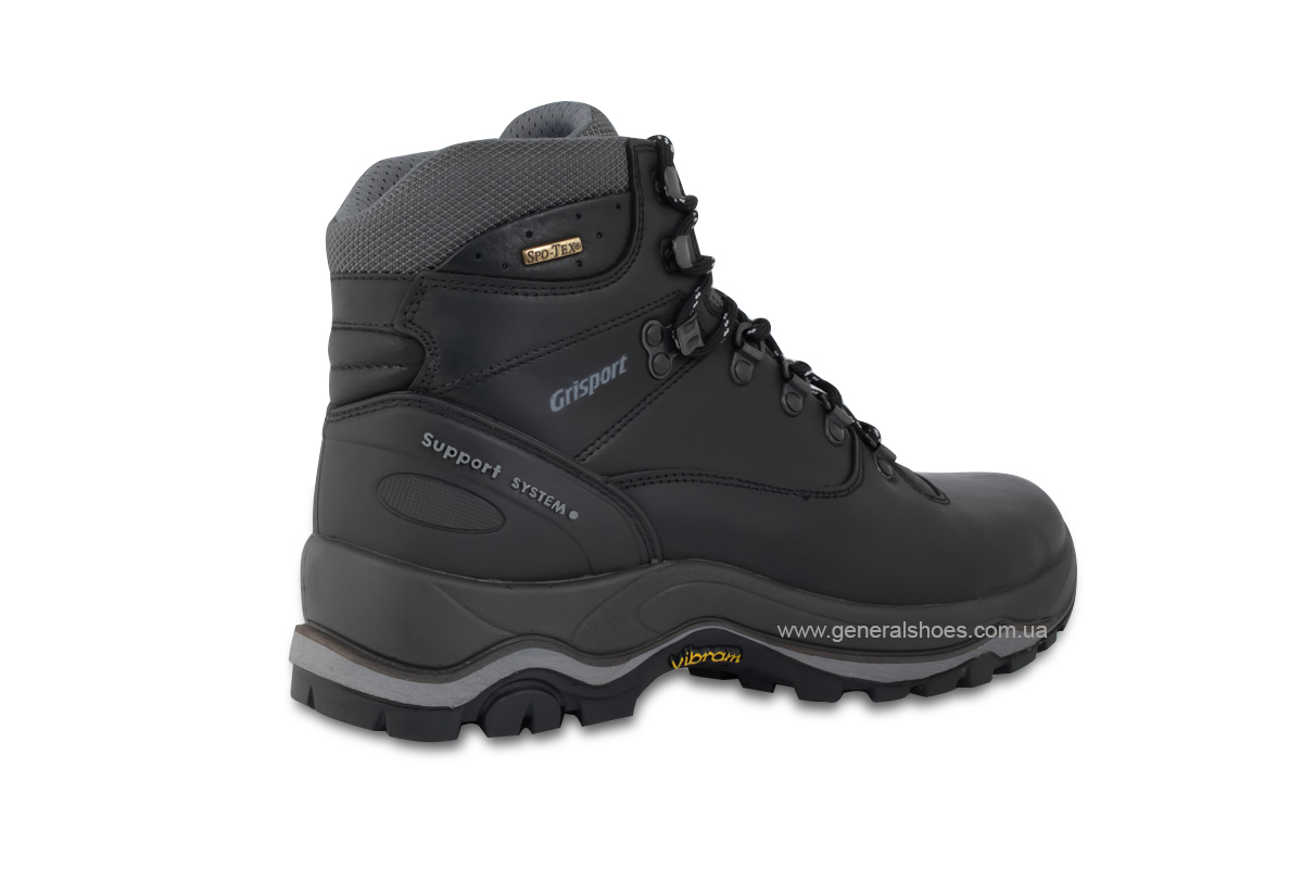 Мужские кожаные ботинки Grisport 11205D144n Vibram Италия фото 5