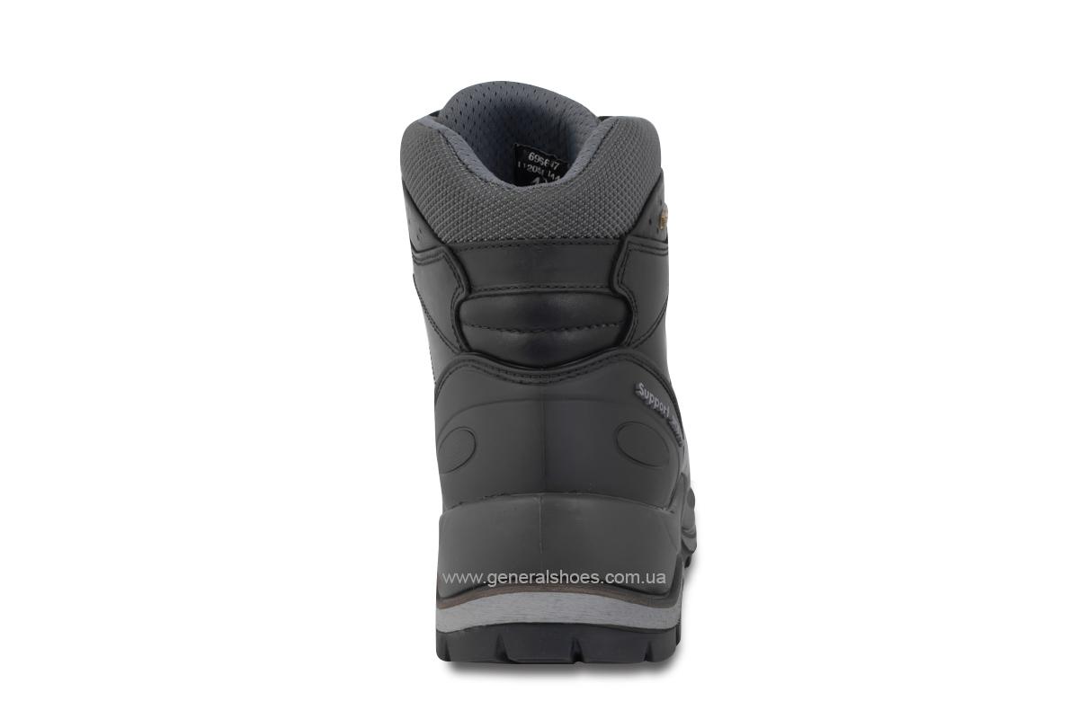 Мужские кожаные ботинки Grisport 11205D144n Vibram Италия фото 6